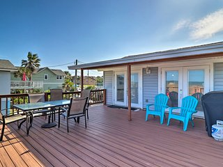 NEW-Amelia Island Oceanfront Cottage w/Grill & AC!