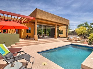 NEW-Modern Desert Oasis w/View in Funky Cave Creek
