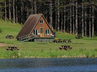 Lakeside Chalet