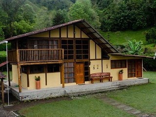 Casa Campo Valle de Cocora