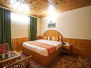 Valley of Mountain Cottages Manali