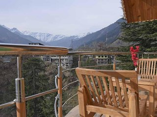 Serenity Environment Cottages Manali