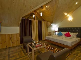 Very Beautiful Cottage In Manali