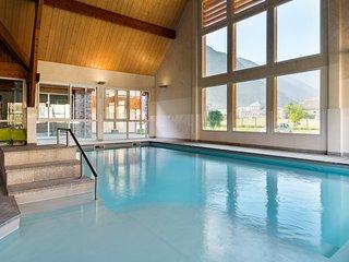 Appartement spacieux et accueillant pour 6 | Acces piscine + fitness !