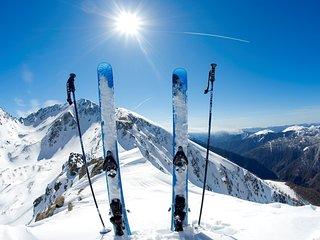 Joli Chalet de montagne, pres des pistes | Terrasses privees