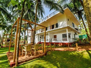 Walkable distance to Colomb Beach,Goa