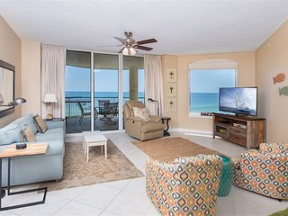 Beach Colony Resort Gulf-Front Condo – Breathtaking Views!