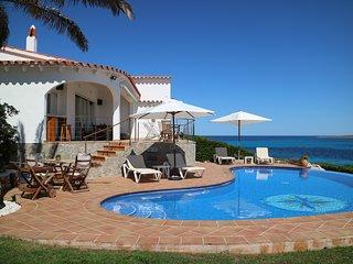 Camera SOLE -CASA MILOS B&B Minorca- villa sul mare con piscina