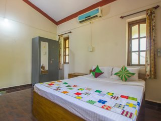 Bedroom-Kitchen with Greenery View Balcony Stay