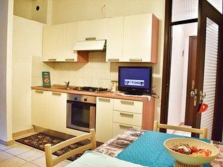 Appartamento Giove con bagno e cucina, vicino al mare a Valverde di Cesenatico