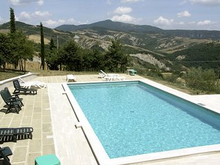 Celle sul Rigo Villa Sleeps 12 with Pool and WiFi - 5247907