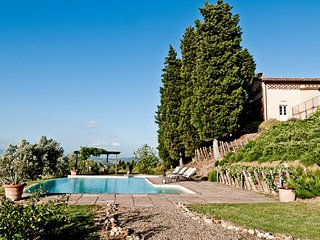 Sammontana Villa Sleeps 6 with Pool and WiFi - 5247625