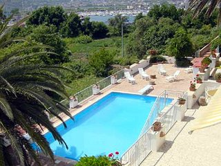 Bacoli Villa Sleeps 13 with Pool Air Con and WiFi - 5248292