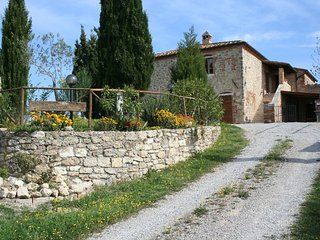 San Martino sul Fiora Villa Sleeps 10 with Pool Air Con and WiFi - 5247801