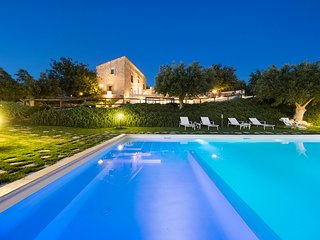 Scicli Villa Sleeps 4 with Pool Air Con and WiFi - 5712027