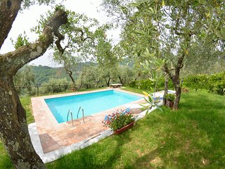 Torcigliano Villa Sleeps 7 with Pool and WiFi - 5247715