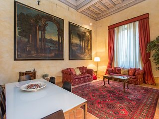 Sant' Eustachio Apartment Sleeps 10 with Air Con and WiFi - 5248461