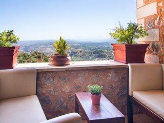 Samonas Apartment Sleeps 4 with Pool Air Con and WiFi - 5248620