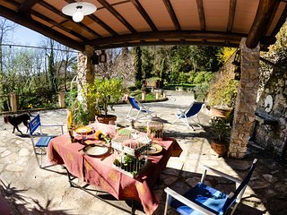Cerasomma Villa Sleeps 4 with Pool and WiFi - 5247729