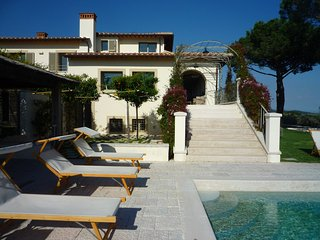 Fattoria Badiola Villa Sleeps 14 with Pool Air Con and WiFi - 5311115