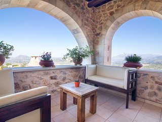Machairoi Apartment Sleeps 4 with Pool Air Con and WiFi - 5248619