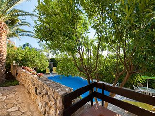 Castellammare del Golfo Apartment Sleeps 5 with Pool Air Con and WiFi - 5247380