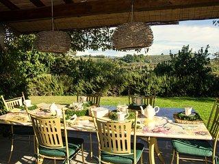 Montespertoli Villa Sleeps 9 with Pool Air Con and WiFi - 5247820
