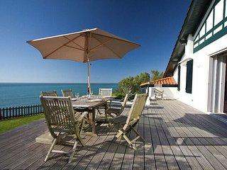 Bidart Villa Sleeps 6 with Air Con and WiFi - 5248755