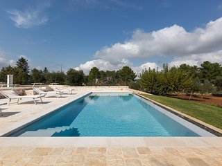 Grieco Villa Sleeps 6 with Pool Air Con and WiFi - 5744856