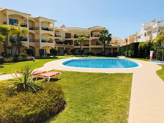 VILAMOURA - PRAIA VILLAGE - Ground floor direct access to the swimming pool