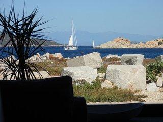 La Maddalena Villa Sleeps 6 with Pool Air Con and WiFi - 5750072