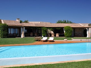 Marina de lu imposta Villa Sleeps 10 with Pool Air Con and WiFi - 5248070