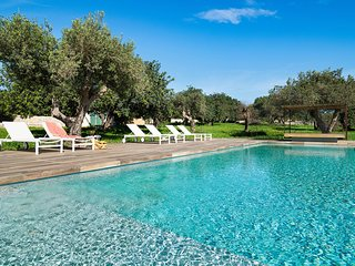 Casa Riola Villa Sleeps 8 with Pool Air Con and WiFi - 5773961