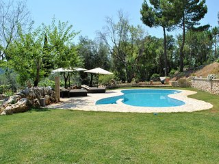 Itri Villa Sleeps 6 with Pool Air Con and WiFi - 5313051