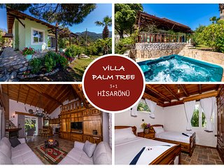 Villa Palm Tree Hisaronu Marmaris Daily Weekly Rentals