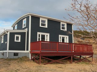 Hodder House Vacation Home near Trinity, Nl
