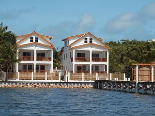 New 2 bedroom 2 bathroom  steps to the beach, pool, private beach and dock #8