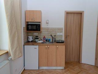 3.5 Casa Pasteur- triple studio