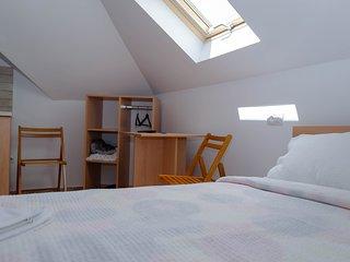 3.8 Casa Pasteur- double studio loft