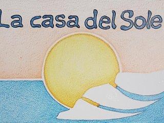 La casa del sole #scaladeiturchi-valledeitempli-sole&mare# -nuova inserzione-