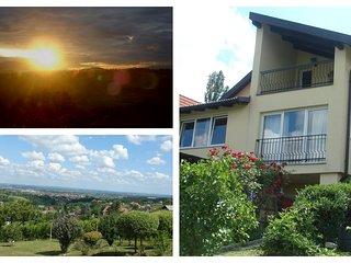 Vineyard Villa Varazdin Apartment 'Million Dollar View'