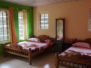 Lush Green Lawn Homestay in Coorg