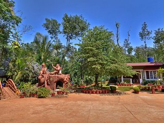 Family Homestay in Coorg