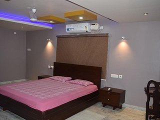 Cozy Stay Service Apartments In Alandur, Guindy