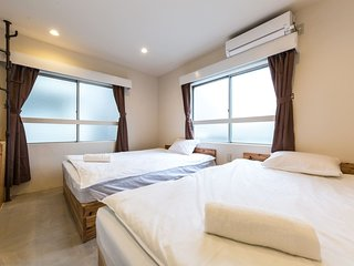White River Inn, 2 Rooms on 2F, 2 minutes walk from Subway, Near Nihonbashi Area