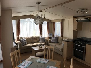 2 bed Wheelchair Ramp Pet Friendly Caravan for Hire