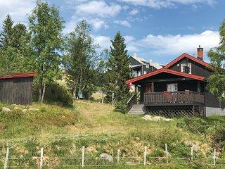 Stunning home in Sjusjoen w/ 2 Bedrooms (N31927)