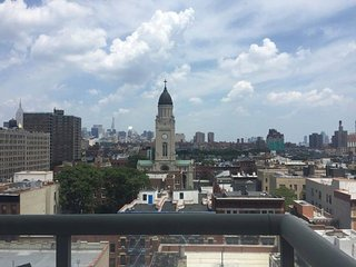 Luxury East Village Apt W/ Balcony on a High Floor