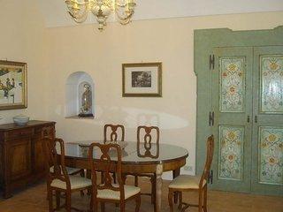 Positano Villa Sleeps 6 with Air Con and WiFi - 5248306