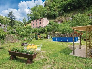 Stunning home in Bagni di Lucca -LU- w/ 2 Bedrooms (ITL620)